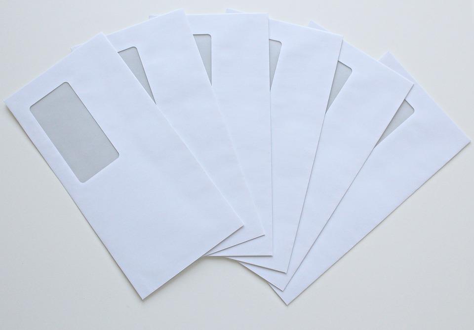Impression sur enveloppes / routage